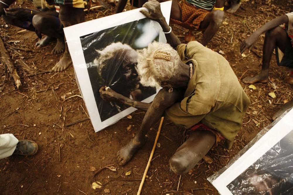 Le photographe Joey Lawrence s'est rendu à trois reprises dans la vallée de l'Omo en Éthiopie. ©  Museum