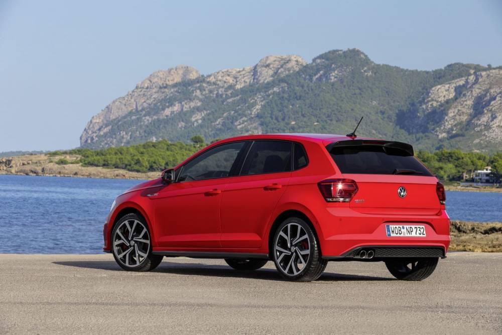 Der neue Volkswagen Polo GTI ©  Volkswagen AG / Volkswagen