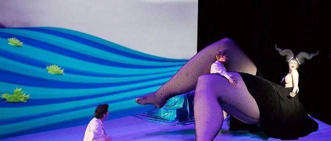 Le génial Philippe Genty s'installe au théâtre 13ème art.