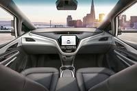 General Motors a demandé au ministère des Transports américain l'autorisation de tester une voiture sans volant ni pédale sur les routes en 2019, dans le cadre d'un service d'autopartage.