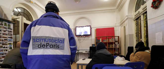 Le Samu Social Lance Pour La Premiere Fois Un Appel Aux Dons En