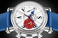 Éditée à 15 exemplaires et composée d'un mouvement vintage, la London Chronograph est une montre d'exception.