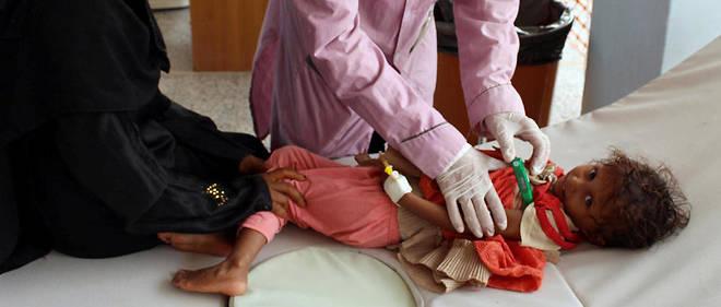 2 200 personnes sont mortes du choléra.