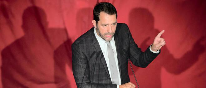 Christophe Castaner, alors candidat aux régionales 2015 dans la région Provence-Alpes-Côte d'Azur, ici à Marseille, pourrait briguer la mairie phocéenne en 2020.