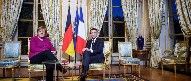Emmanuel Macron a quant à lui souligné que la France aurait « besoin » de l'Allemagne pour réformer l'Europe.