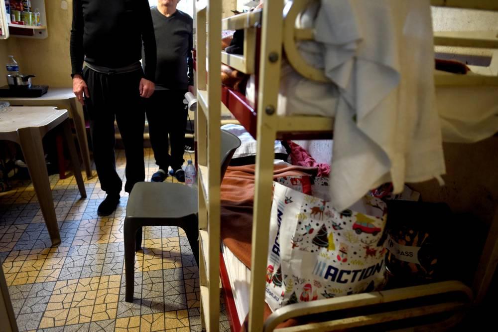 Prisonniers à Fresnes ©  STEPHANE DE SAKUTIN / AFP