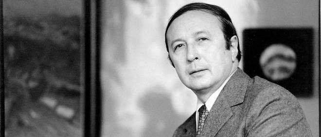 Guy Dupré en 1981. En soixante ans de carrière, il est l'auteur de trois romans, quelques préfaces, des mémoires, un journal.