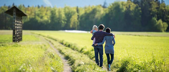 Pour le bien-être des enfants, reconnectez-les à la nature