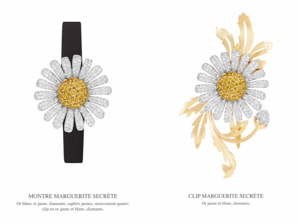Van Cleef and Arpels, SIHH 2018, Marguerite ©  DR