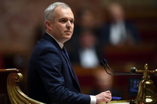 Le président de l'Assemblée nationale François de Rugy, le 5 décembre 2017 © Eric FEFERBERG AFP/Archives