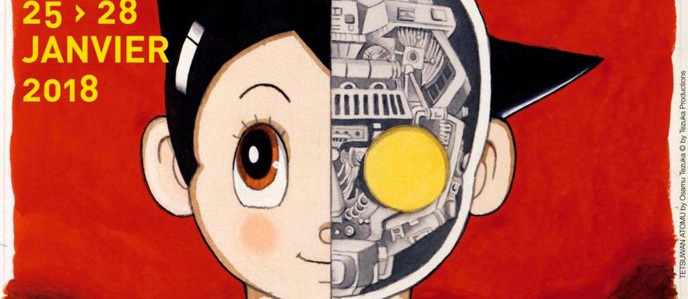 <p>Le Festival d'Angoul&#234;me consacre une exposition &#224; l'artiste Osamu Tezuka.&#160;</p>