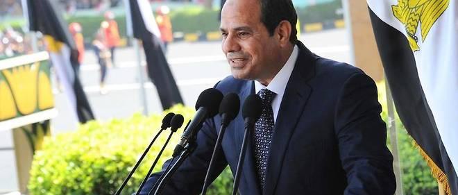 Le président égyptienAbdel Fattah al-Sissi a durci le ton au fur et à mesure qu'il s'est installé au pouvoir.
