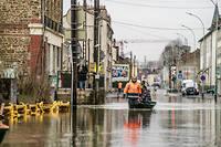 Le ministre a évoqué une dizaine de milliers de dossiers déposés par des sinistrés auprès de leur assureur pour l'instant.  ©Simon Guillemin