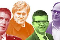 Faure, Le Foll, Carvounas, Maurel : les quatre candidats à la tête du Parti socialiste