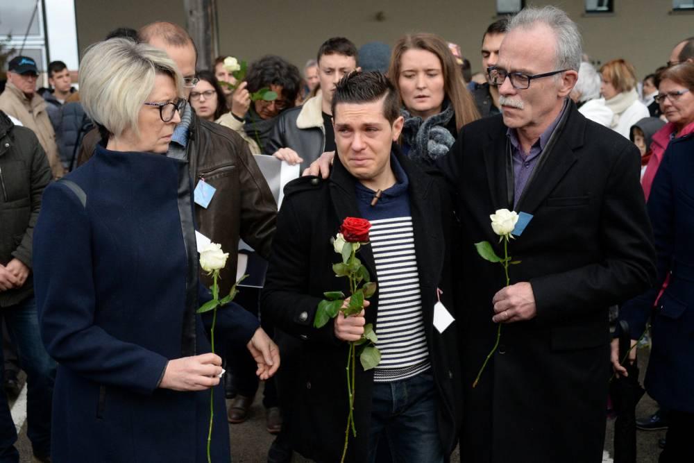 FRANCE-CRIME ©  SEBASTIEN BOZON / AFP