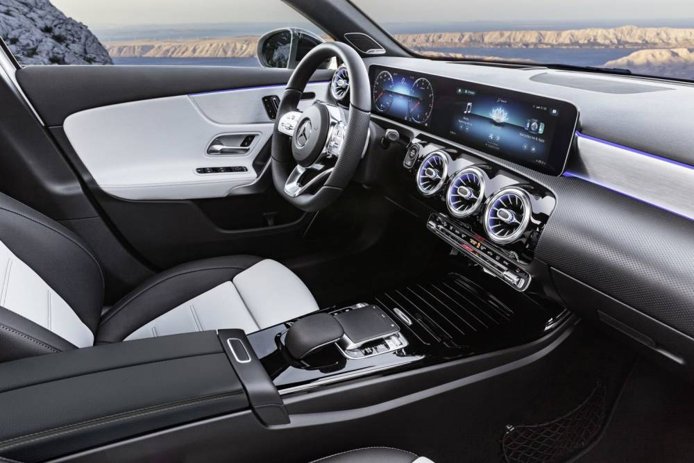 Mercedes-Benz A-Klasse, W177, 2018 © Daimler AG - Global Communications Mercedes-Benz Cars Daimler AG - Global Communications Mercedes-Benz Cars / MediaPortal Daimler AG / Daimler