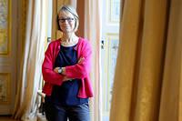 Françoise Nyssen, une ministre de la Culture maladroite...  ©Elodie Gregoire