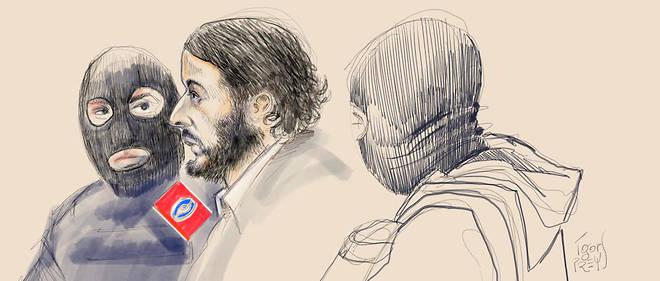 """""""Salah Abdeslam a informé le tribunal qu'il ne souhaitait pas comparaître à l'audience de ce jeudi 8 février"""", a écrit le président du tribunal dans un communiqué."""