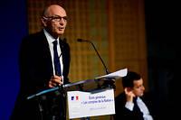 Didier Migaud est le premier président de la Cour des comptes.  ©MARTIN BUREAU
