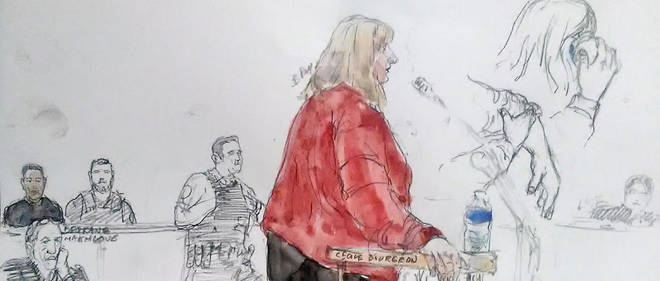 ad7d5801f44 Procès Fiona   Cécile Bourgeon et son ex-compagnon condamnés à 20 ...