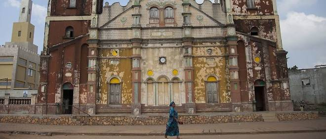 La Grande Mosquée de Porto-Novo, au Bénin, fait partie des monuments béninois qui valent le détour.