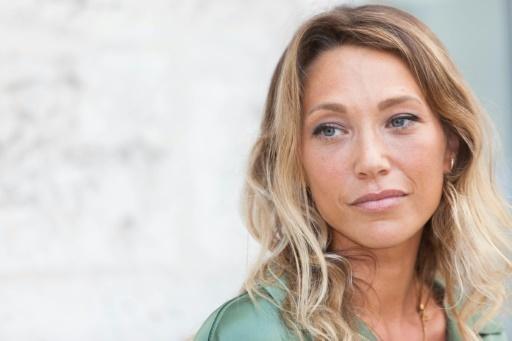 Laura Smet, le 22 août 2017 au Festival du Film francophone à Angoulême © Yohan BONNET AFP/Archives