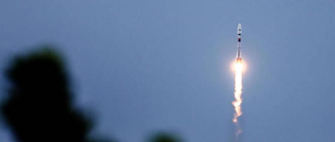 L'agence spatiale russe a lancé un vaisseau cargo de ravitaillement vers l'ISS le mardi 13 février. Prévu trois jours plus tôt, le lancement avait dû être annulé au dernier moment (photo d'illustration)