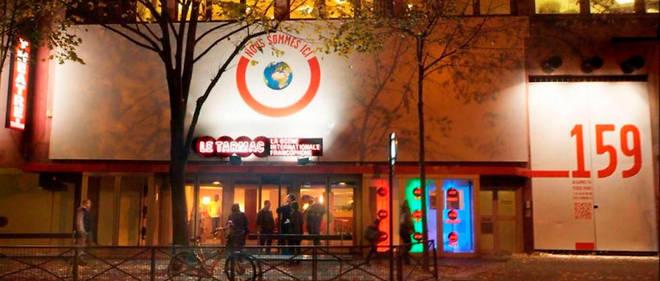 Le Tarmac sera fermé au profit de l'installation de Théâtre ouvert.