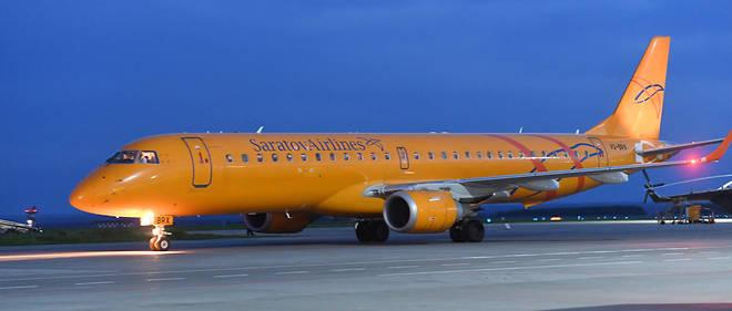 Un avion de la compagnie aérienne Saratov Airlines s'est écrasé quelques minutes après son décollage le 11 février. La pemière analyse d'une des boîtes noires met en cause les sondes Pitot.