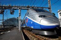 Pour améliorer la qualité et la ponctualité de son réseau ferroviaire, la SNCF planche sur un système de train automatisé.  ©MEHDI FEDOUACH