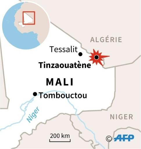 Mali © Vincent LEFAI AFP
