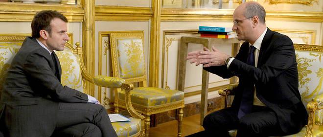 Programme. Vendredi 9 février, Jean-Michel Blanquer est reçu à l'Élysée par Emmanuel Macron quelques jours avant la présentation de la réforme du baccalauréat.