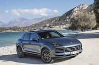 Il aura fallu quinze ans pour que, d'un dessin maladroit, Porsche parvienne à faire du Cayenne une voiture élégante.  ©MANUEL HOLLENBACH