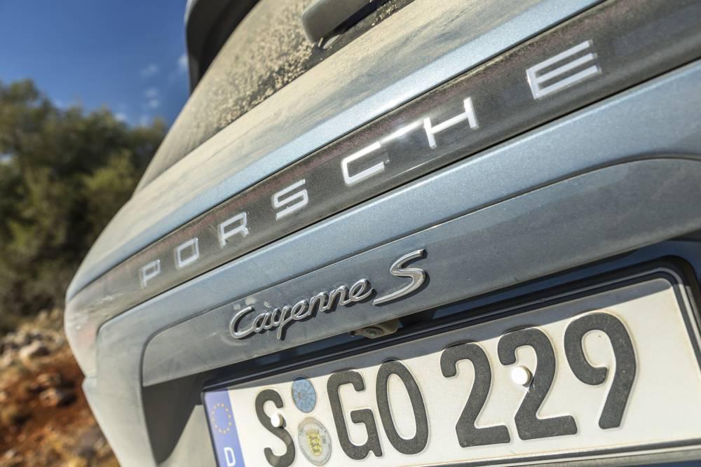 Porsche Cayenne ©  Porsche