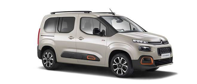 Citroën Berlingo L Ami Des Familles Nombreuses Automobile