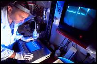 Bien qu'elle peut être dangereuse pour la santé de l'homme, les chercheurs pensent avoir trouvé un moyen d'utiliser la lumière ultraviolette pour éradiquer le virus de la grippe.