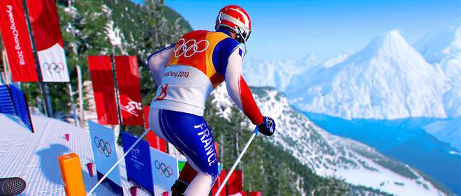 """""""Steep: en route pour les Jeux olympiques"""" propose de s'essayer à quelques épreuves des JO."""