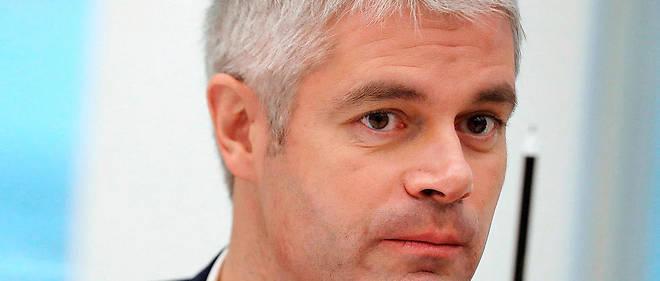 Laurent Wauquiez critique une nouvelle fois Gérald Darmanin dans les enregistrements diffusés par «Quotidien».