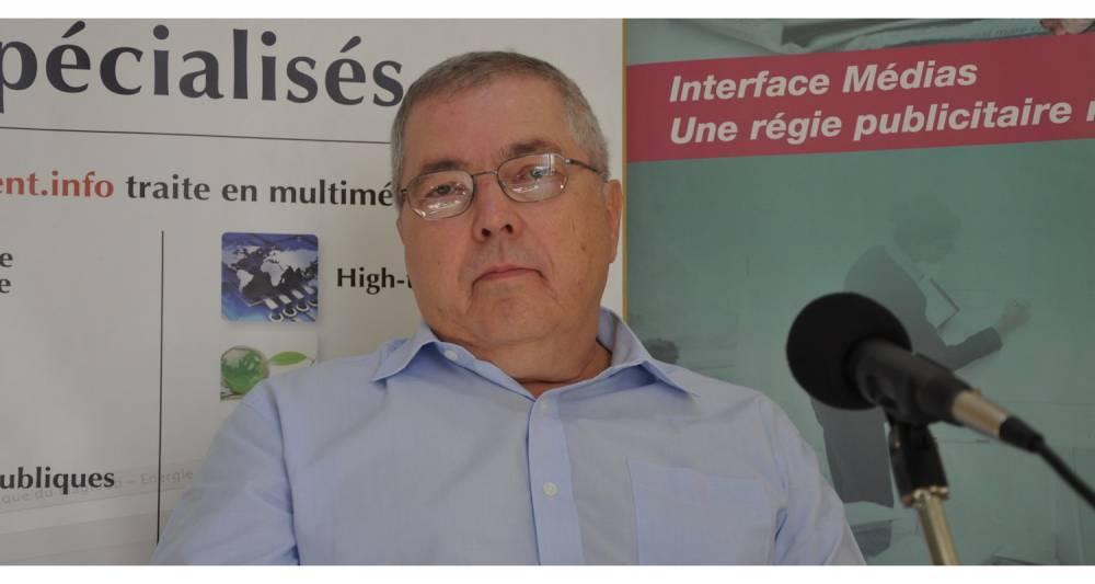 Thierry Pairault, Directeur de recherche, spécialiste de la relation Chine-Afrique.  ©  Facebook