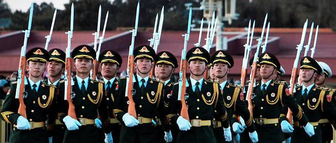 L'armée populaire de libération désormais au service de la reforestation.