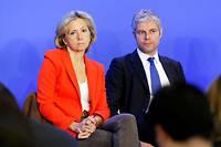 Valérie Pécresse ne s'est pas présentée contre Laurent Wauquiez dans l'élection pour la présidence de LR. Selon elle, cette élection, qui