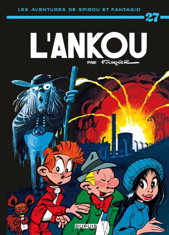 L''Ankou ©  Dupuis