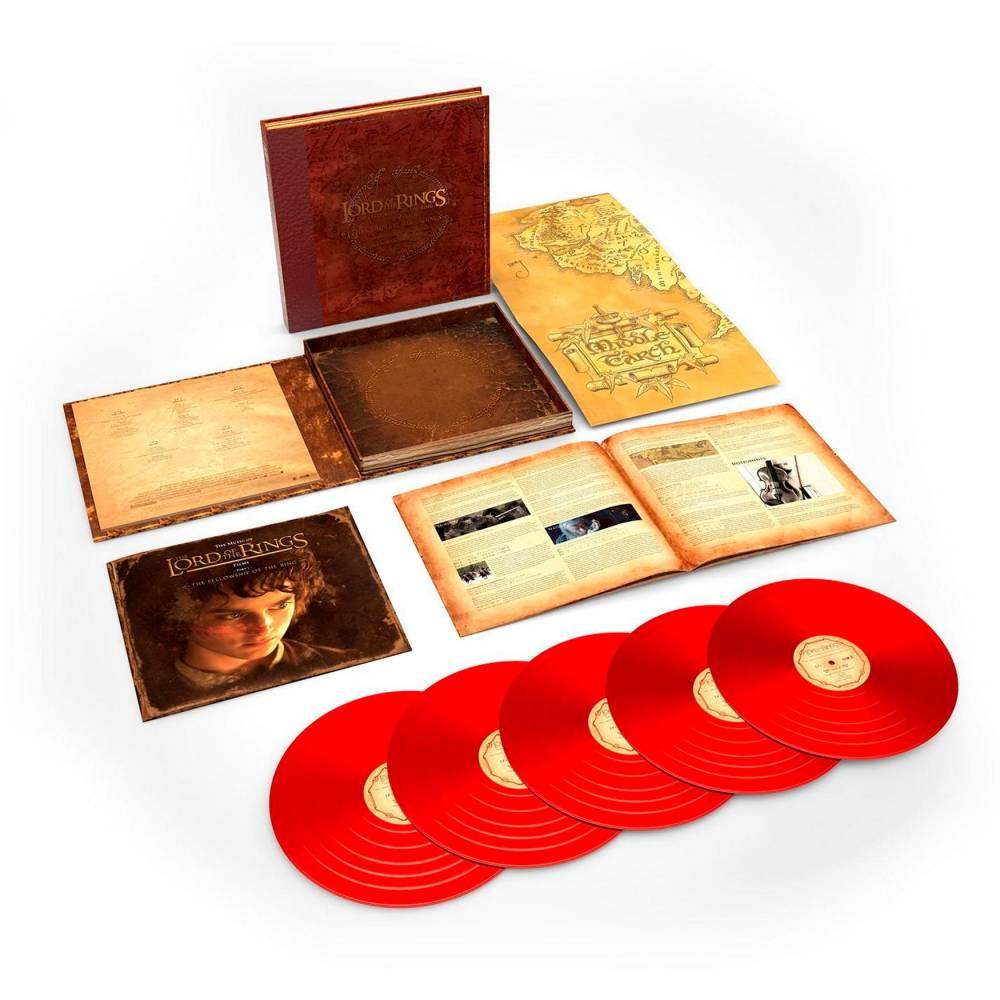 en présentant recherche d'authentique factory La bande originale du Seigneur des anneaux s'offre une ...