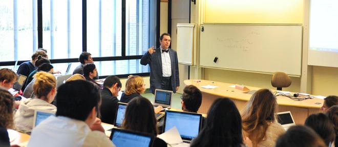 À l'Essec, depuis deux ans, le corps enseignant est majoritairement composé de professeurs internationaux.