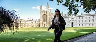 L'université de Cambridge a un passé prestigieux, mais un avenir anxiogène qu'un mot résume : le Brexit.