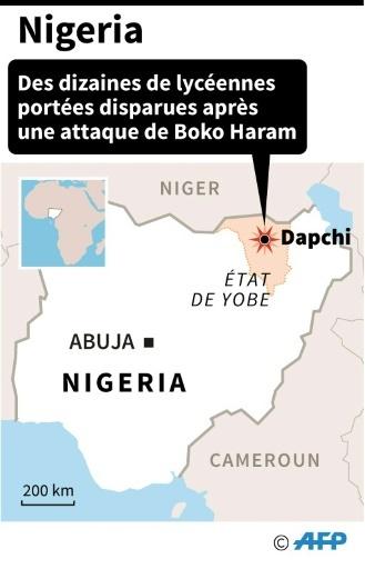 Nigeria © Laurence CHU AFP