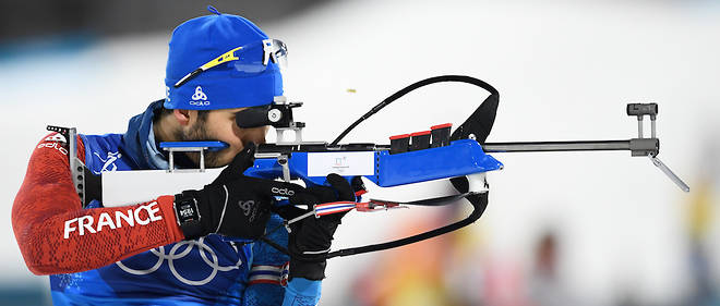 Martin Fourcade a décroché trois médailles d'or aux JO de Pyeongchang.