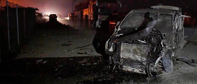 Un convoi de plus de 130 véhicules transportant des civils a été pris pour cible jeudi par l'aviation turque dans la région d'Afrin, où vivent de nombreux Kurdes.