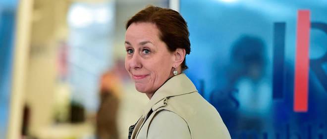 La sénatrice Fabienne Keller.