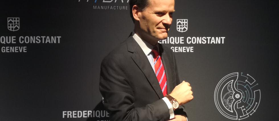 Montres connectées: «L'industrie suisse est dans le déni!»